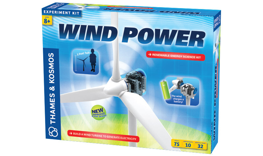 Wind Power - Build A Wind Turbine