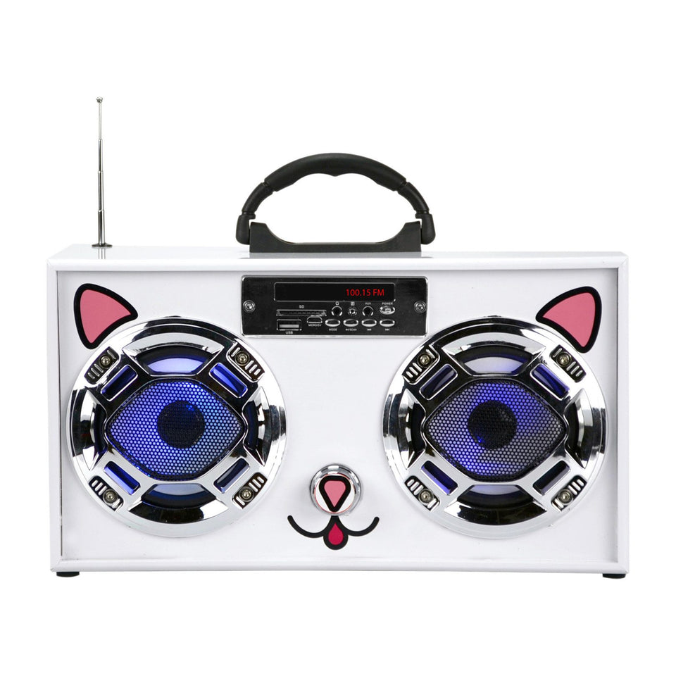Mini Cat Boom Box