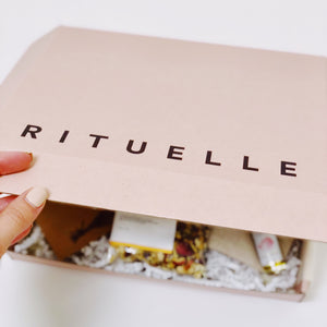 Seasonal RITUELLE box - 1 full year (4x a year)