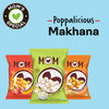 Makhana Magic Pack 1 -Assorted Flavors - Pack of 3, 25g Each