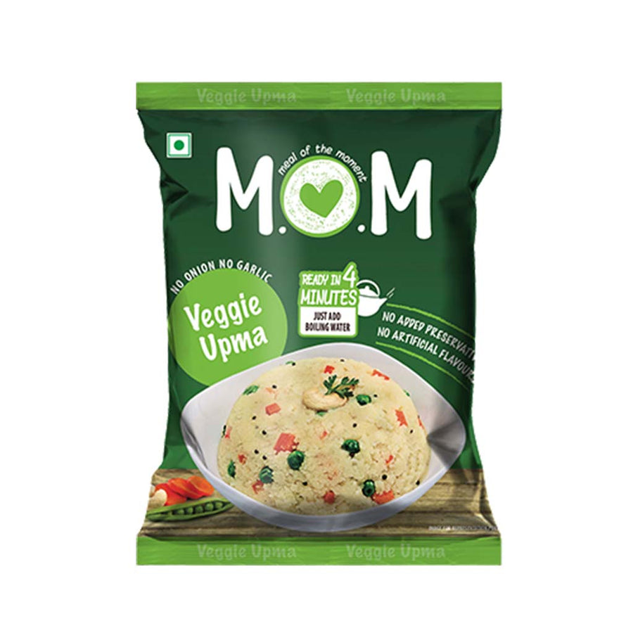 Veggie Upma Pouch (Pack of 2)
