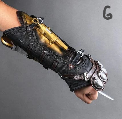 Gamer Hidden Blade Sleeve Sword 1:1