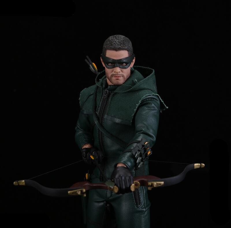 1/6 Super Hero Celebrity Doll