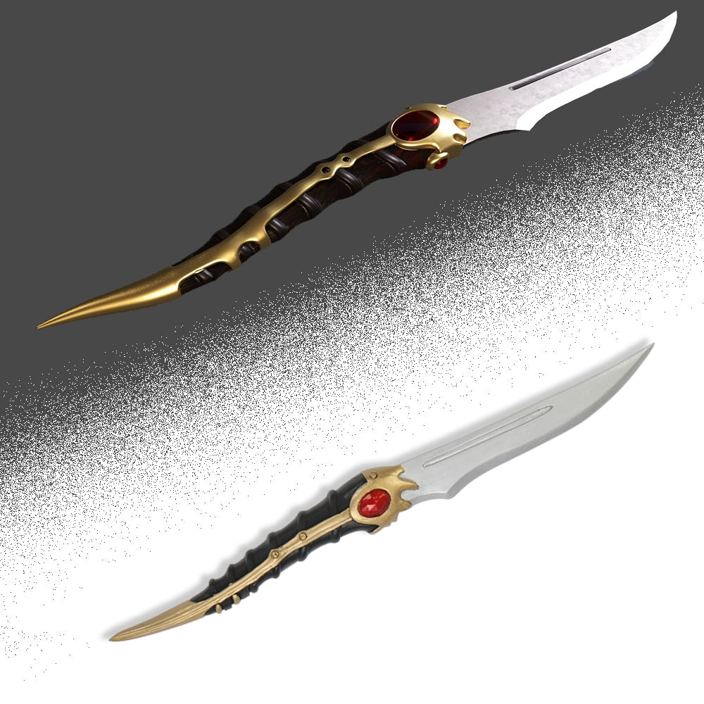 Catspaw Dagger Resin Sword
