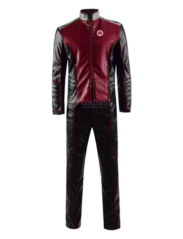 Orville Red Uniform