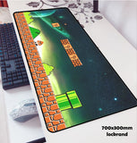mario mouse pad