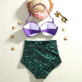 Original Mermaid Bikini Swimsuit