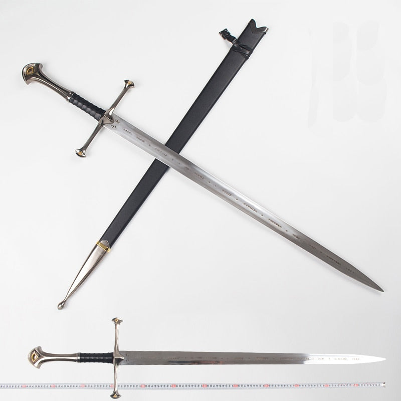 LOTR The Anduril Replica Sword of Aragorn