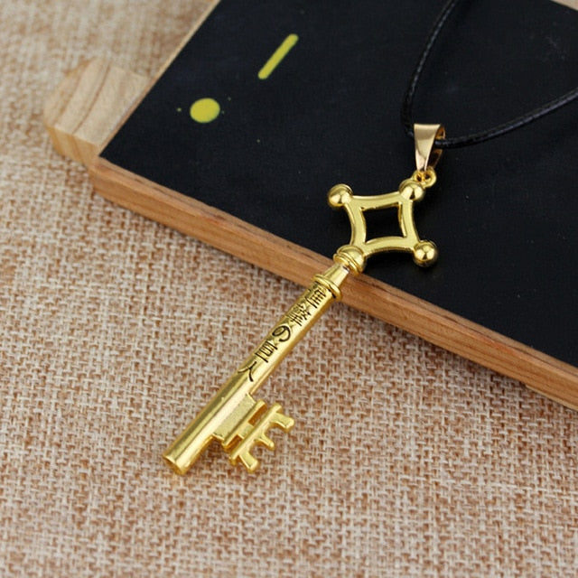 Eren Key Necklace