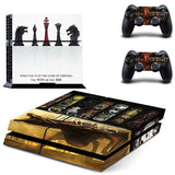 TV Show PS4 Skin Sticker