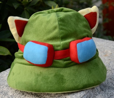 LOL Cute Scout Teemo Cap