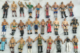 10pc Wrestling Action Figures