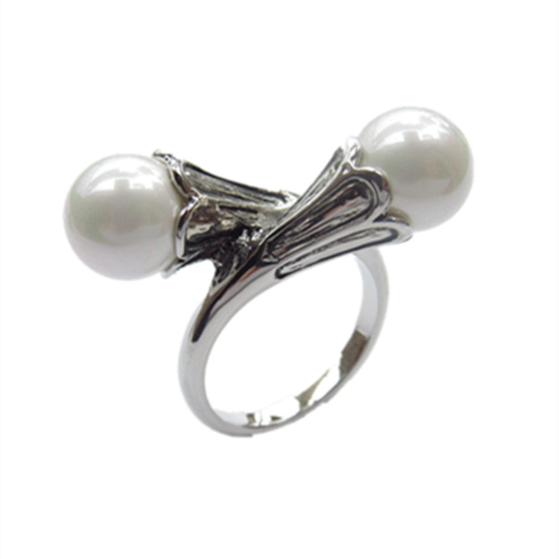 Mother of Dragons Pearl Ring