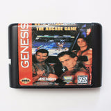 Wrestling Game 16 Bit Video Game Console