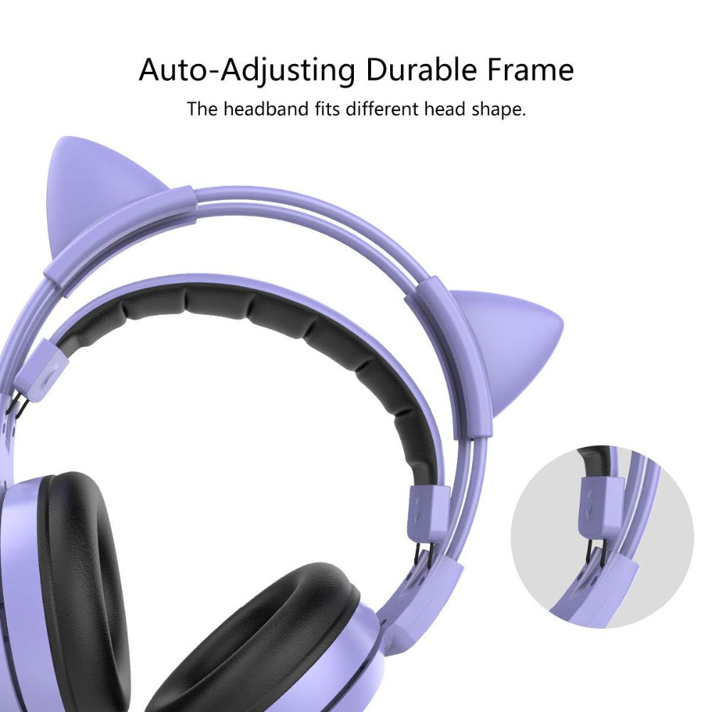 Cat Ear Gaming Headphone