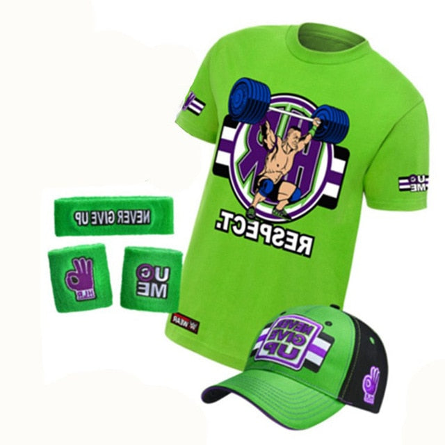 5pc Cena Wresting Gift Set