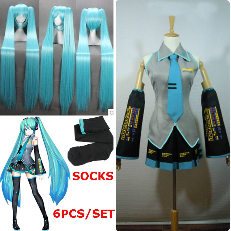 Hatsune Miku Maid Outfit
