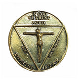 Lucifer Flip Coin