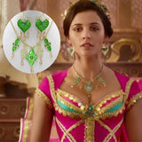 2019 MOVIE JASMINE NECKLACE