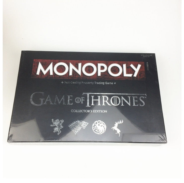 GOT TV Show Board Game