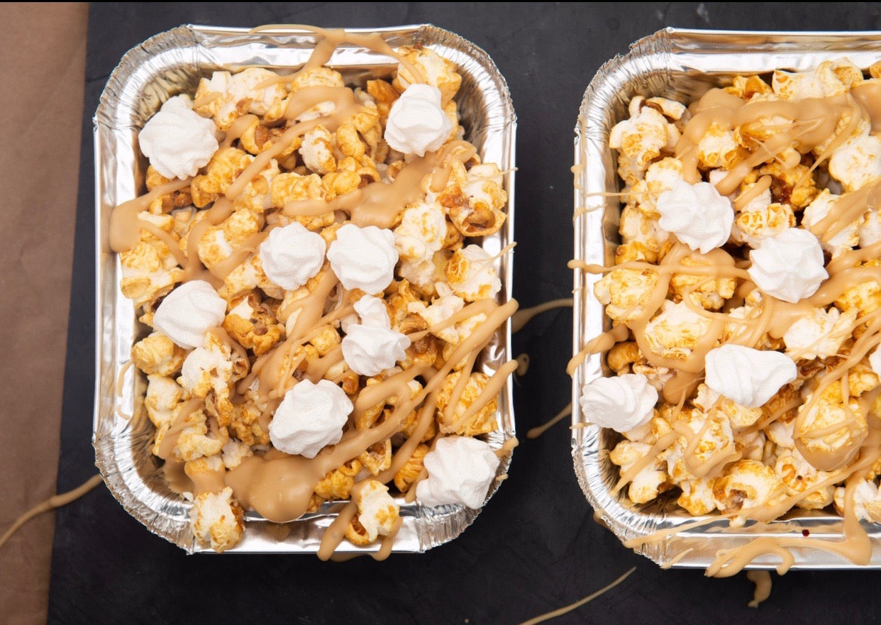 The completely decadent maple dessert poutine