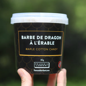 Mini-pot de Barbe de dragon à l'érable