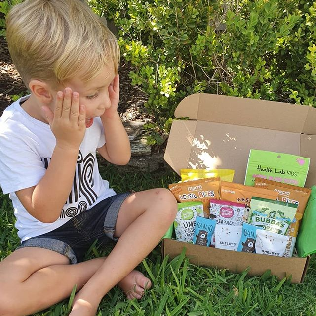 KIDS Mini box - The Goodie Box