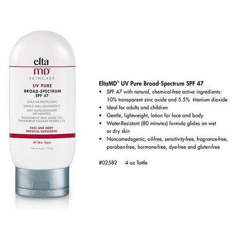 EltaMD UV Pure Broad-Spectrum SPF 47