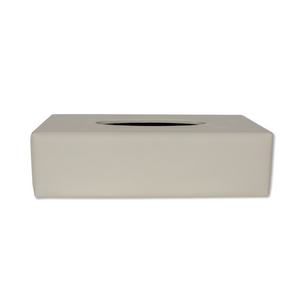 Kleenex Box Rectangle in Soft Leather