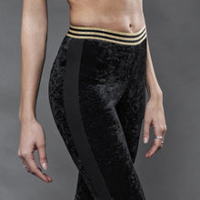 Load image into Gallery viewer, Women's Velvet Leggings