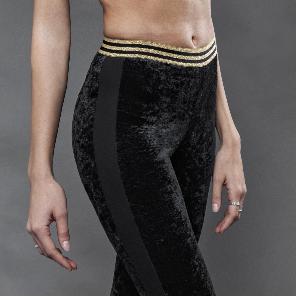 Women's Velvet Leggings
