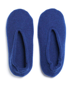Women's Cashmere Slippers - Blue / 36-37 - Blue / 38-39 - Blue / 40-41