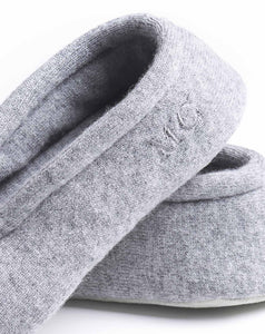 Women's Cashmere Slippers