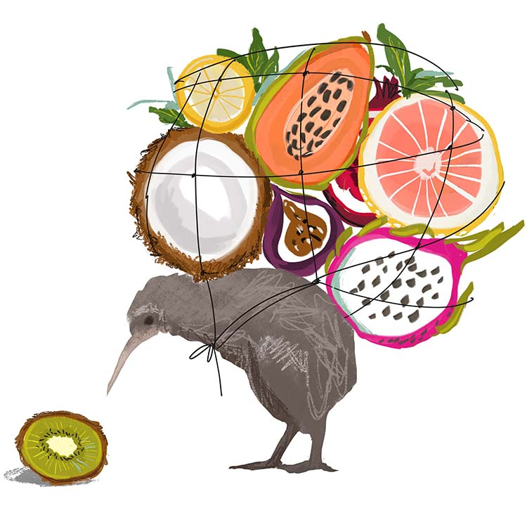 KIWI by Sally Murphy