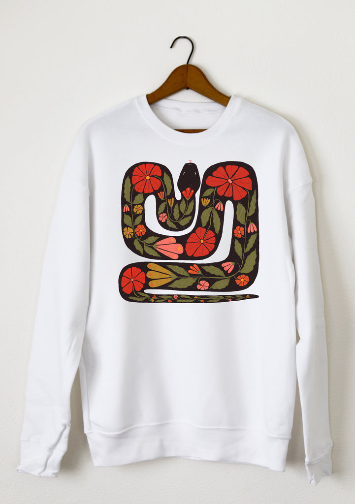 MOUNTAIN SNAKE SWEATSHIRT