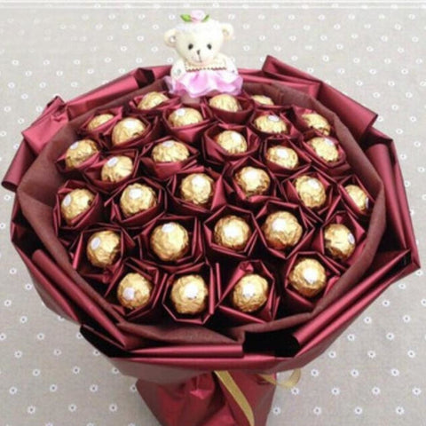 Love forever( 29 fine chocolates)