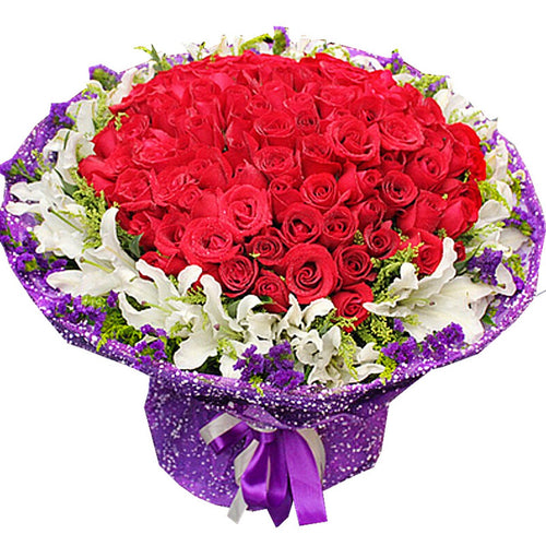 Marry me( 99 red roses)