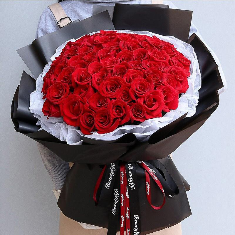 Waiting for a lifetime(99 fine red roses)