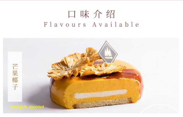 Sunflower- birthday cake creative mousse cheese art cake(Beijing only)