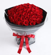 Load image into Gallery viewer, 99 Red Rose Bouquet to China