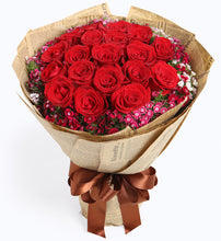 Load image into Gallery viewer, 19 red Roses to China