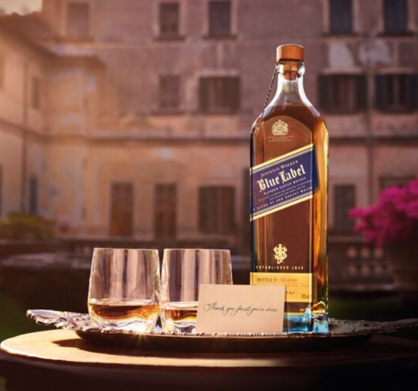 CNY gift JOHNNIE WALKER Whisky 750ml
