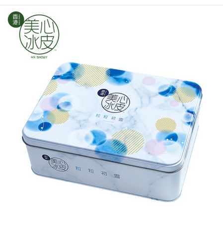 Meixin Mooncakes Snow Skin with 16 tastes