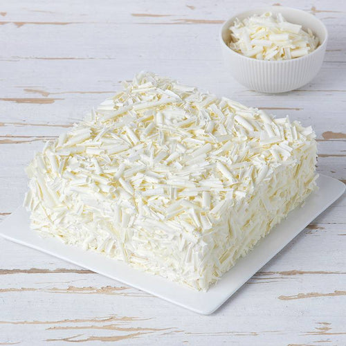 White Chocolate Mango Cake To China