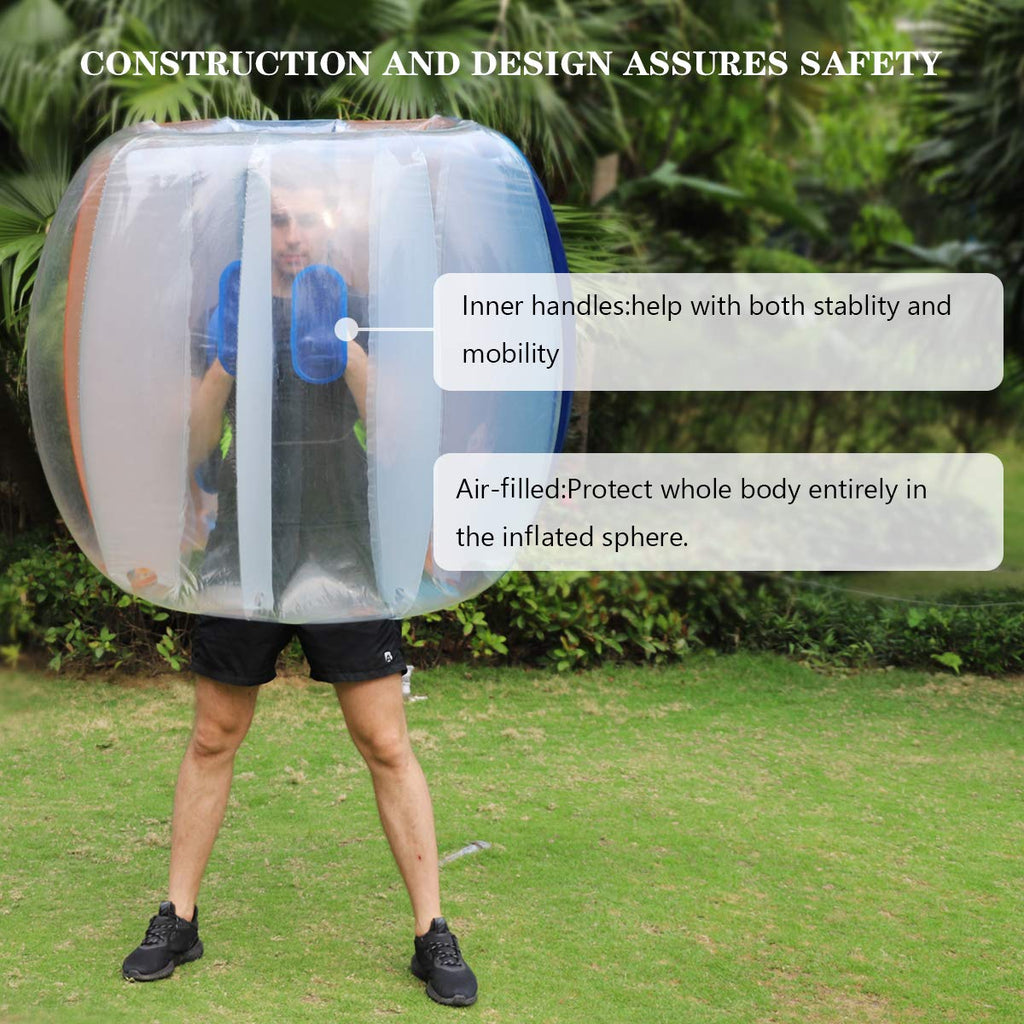 Keenstone™ Inflatable Bumper Ball for Adults or Child