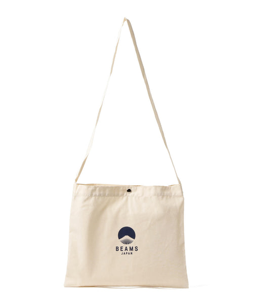 Beams BEAMS JAPAN logo shoulder bag (3色)