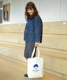 Beams evergreen works × BEAMS JAPAN 帆布 tote bag (3色)