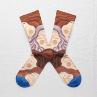 Bonne Maison - Socks Multico Sleeping