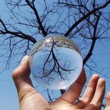 Crystal Ball Photography Prop, Meditation Ball, Juggling Glass Sphere