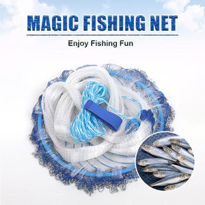 WishPackets™ Magic Fishing Net
